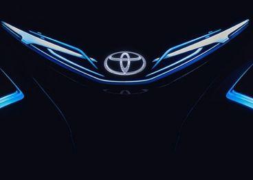 El Toyota i-TRIL concept sigue los pasos del Toyota i-Road Concept - SoyMotor
