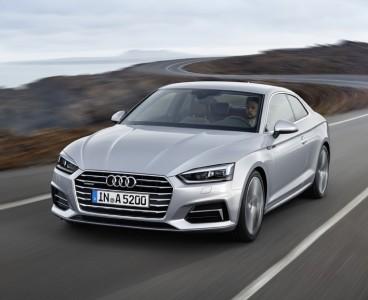 El Audi A5 Coupé 2017 llega con grandes cambios estéticos e importantes novedades tecnológicas - SoyMotor
