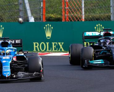 """Button: """"Hamilton es más rápido a una vuelta, pero Alonso es más completo"""" - SoyMotor.com"""