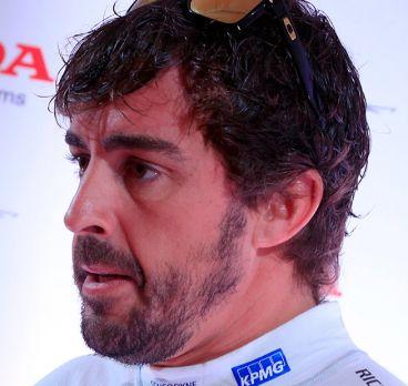 Fernando Alonso ha dado dos vueltas al circuito de Estoril a Cristóbal Rosaleny - LaF1.es
