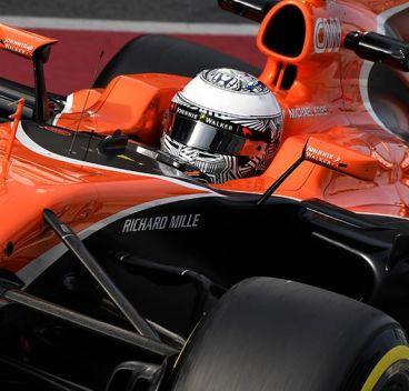 Fernando Alonso en Barcelona - SoyMotor