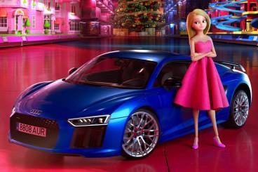 Audi cambia el juego por Navidad - SoyMotor.com