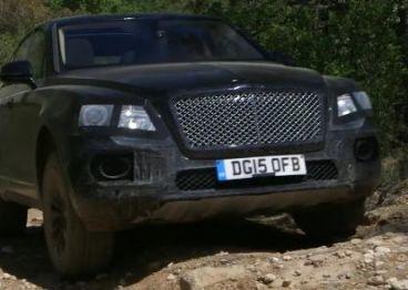 Bentley Bentayga offroad -SoyMotor