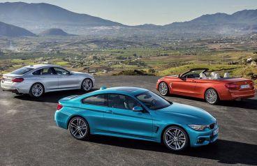 BMW Serie 4 2017: actualizado y lleno de matices