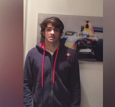 Carlos Sainz te convoca este 8 de noviembre por una buena causa - LaF1