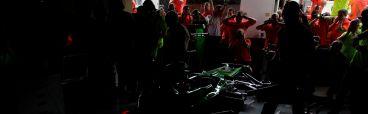 Caterham sobrerevoluciona los motores de su CT03 tras acabar el GP de Brasil - LaF1