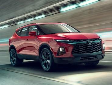El Chevrolet Blazer presume de un prominente frontal - SoyMotor