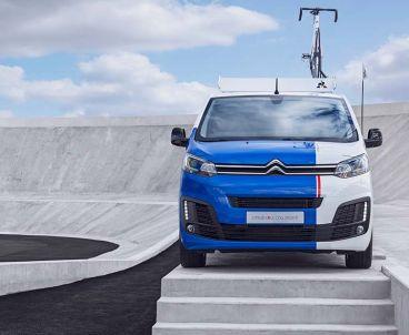 Citroën y Le Coq Sportif resucitan la Tipo H - SoyMotor.com
