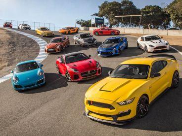 12 de los vehículos más prestacionales del mundo se dan cita en esta 'drag race' - SoyMotor