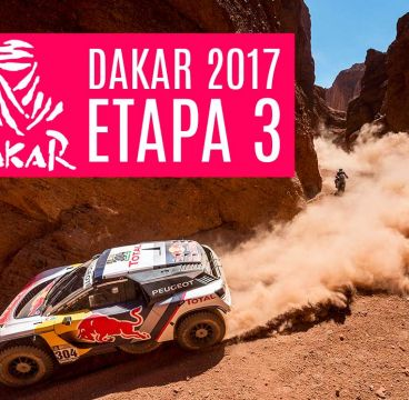 Dakar 2017 Etapa 3: Peterhansel gana, Sainz segundo y Loeb tercero - SoyMotor