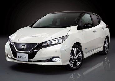 El Nissan Leaf 2018 en todo su esplendor - SoyMotor