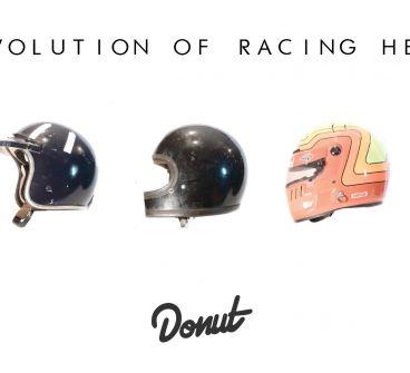 La evolución de los cascos de Fórmula 1 - LaF1