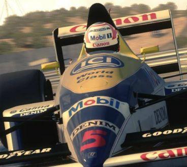 Captura de pantalla del nuevo 'F1 2013'