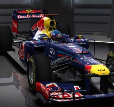 Instantánea promocional del F1 2013 - LaF1