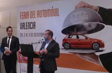 La Feria del Automóvil de Valencia pondrá a la venta 4.000 coches con descuentos de hasta 6.000 euros - SOyMotor.com