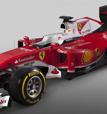 Ferrari presenta el SF16-H, su coche para aspirar al Campeonato