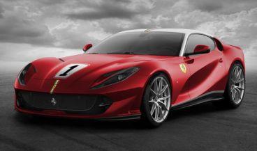 A subasta un exclusivo Ferrari 812 Superfast sólo para niños - SoyMotor.com