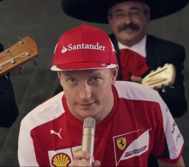 Vettel y Räikkönen se sumergen en la cultura mexicana - LaF1