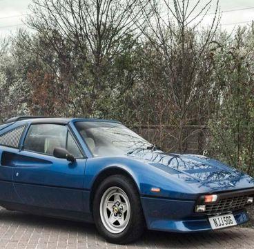 A la venta un Ferrari 308 con un motor V12 - SoyMotor.com