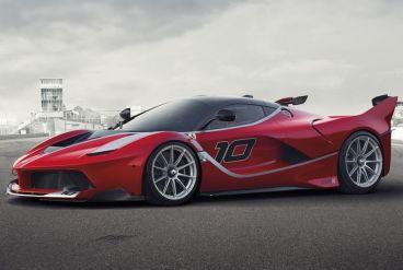 Ferrari FXX K, diseñado para competir en circuito - SoyMotor