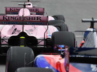 Force India no dejará de mejorar su VJM10 pese a su ventaja - SoyMotor.com