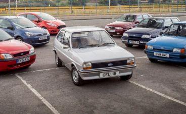 Ford Fiesta 40 aniversario