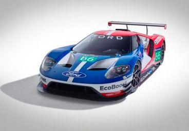 Ford GT de la categoría GTE de Le Mans - SoyMotor