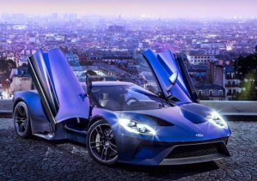 Ford GT - SoyMotor.com