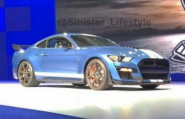 Ford Mustang Shelby GT 500 2020 - SoyMotor.com