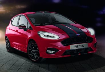 Ford Fiesta ST-Line Red Edition - SoyMotor.Com
