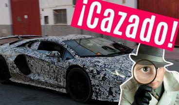 El Lamborghini Aventador SVJ se deja ver por Málaga