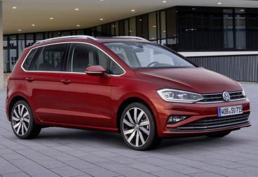Volkswagen Golf Sportsvan 2018 - SoyMotor.com