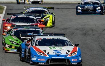 El título de GT Open se le complica a Fran Rueda - SoyMotor.com