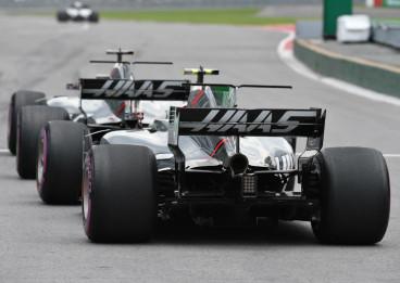 Haas en el GP de Hungría F1 2017: Previo - SoyMotor.com