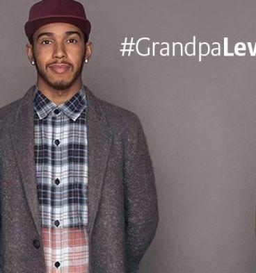 Hamilton envejece para la última campaña de Allianz - LaF1
