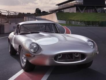 El primer Jaguar E-Type Lightweight resucitado - SoyMotor