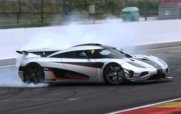 Spa-Francorchamps es terreno conquistado para Koenigsegg - SoyMotor