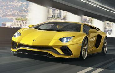 Lamborghini Aventador S 2017 - SoyMotor.com