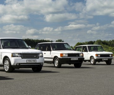 Las cuatro generaciones del Range Rover - SoyMotor