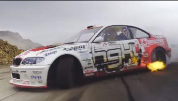 Badass Latvian: Drift extremo a bordo de un BMW M3 E46 -SoyMotor