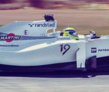 Martini Williams desvela la decoración oficial de su FW36 - LaF1