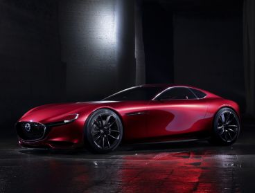 Este es el Mazda RX-Vision 2015, presentado en el Salon de Tokio de 2015 - SoyMotor