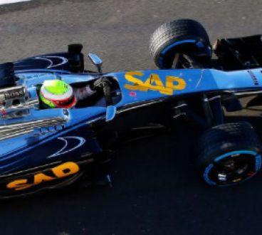 FOTOS: McLaren estrena el MP4-29H con motor Honda en Silverstone  - LAF1.es