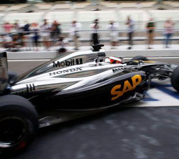 McLaren-Honda vuelve a ser una realidad - LaF1
