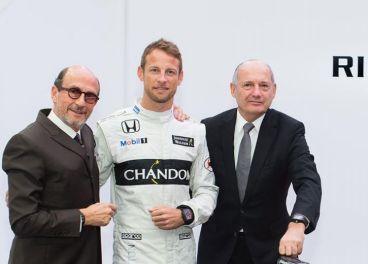 McLaren firma un contrato de 10 años con Richard Mille - LaF1