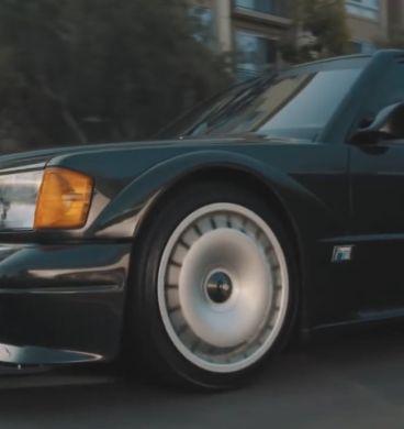 Vitaminado y listo para subasta: Mercedes 190E AMG EVO II de 1990 - SoyMotor