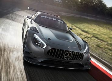 Mercedes AMG GT3 50 Edition - SoyMotor.com