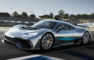 Mercedes-AMG Project ONE - SoyMotor.com