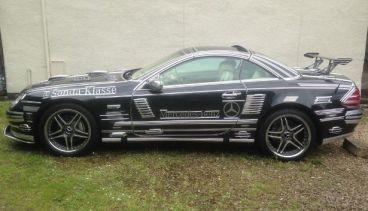 Mercedes cromo - SoyMotor.com