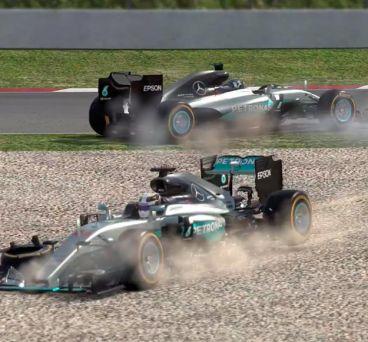 Nuevo tráiler del F1 2016 a dos semanas de su lanzamiento